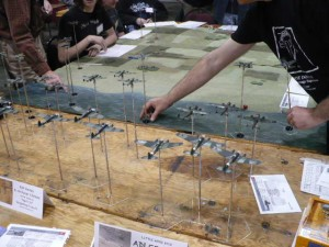 Photo 18 - A rather cool looking Battle of Britain game. No white cliffs of Dover though!