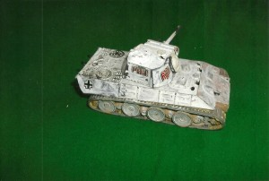 my old panzer