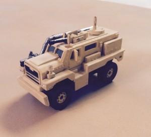 Tonka Anti-IED Carrier