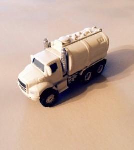 Tonka water or fuel truck