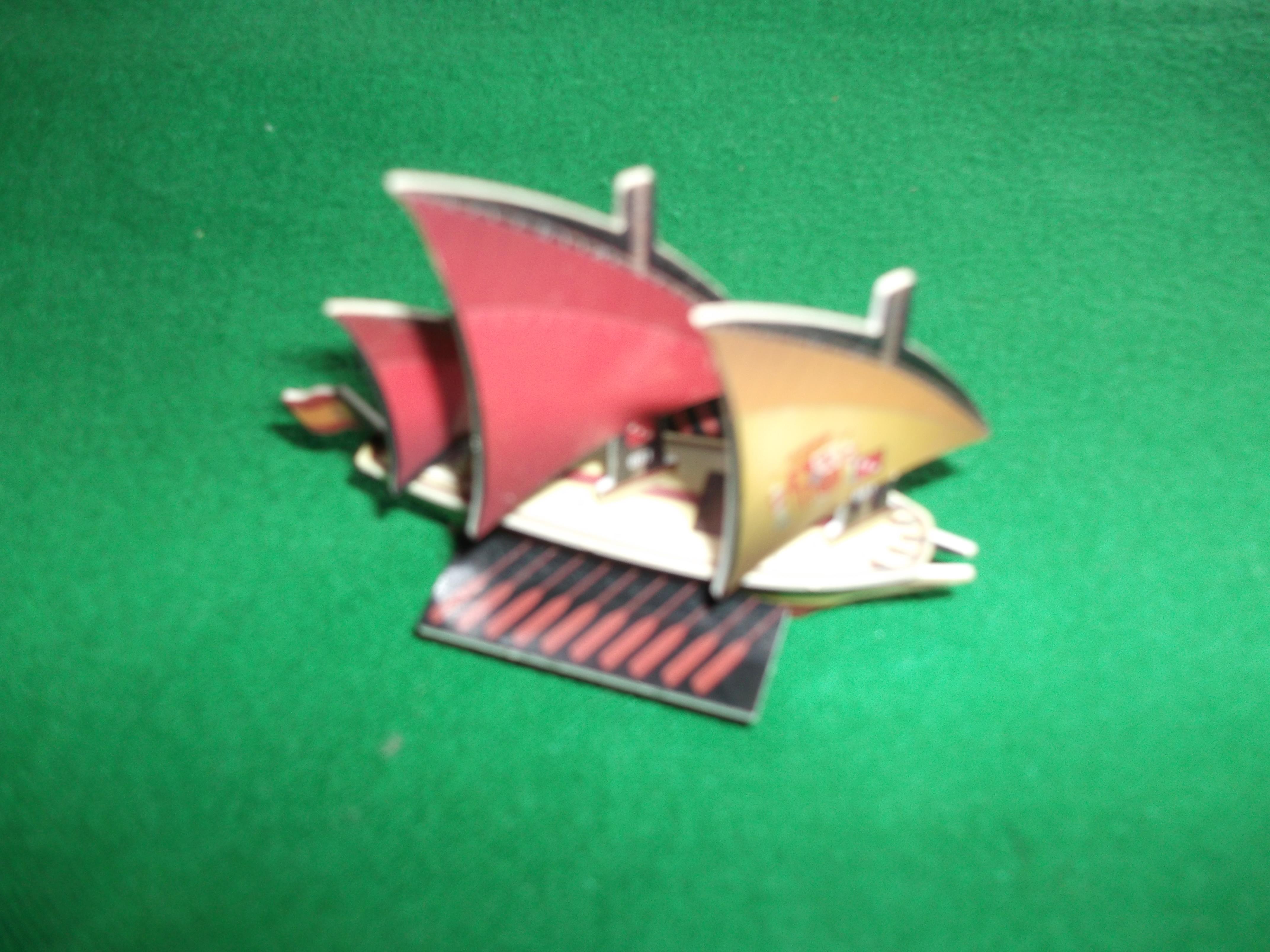 Pirate ship card naval wargames by Wizkids | Lone Warrior Blog